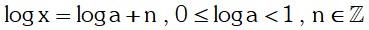 Proceso Logaritmos Decimales