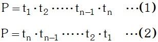 Producto 4 Notación de una Progresión Geométrica