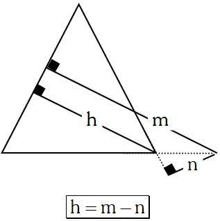 Propiedad 2 de los Triángulos