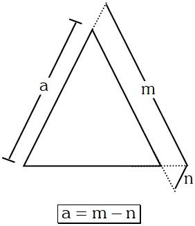 Propiedad 4 de los Triángulos