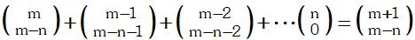 Propiedad 7 de Coeficientes Binomiales