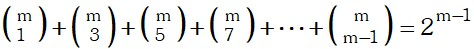 Propiedad 9 de Coeficientes Binomiales