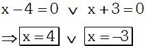 Propiedad Ecuaciones de Segundo Grado por Factorización