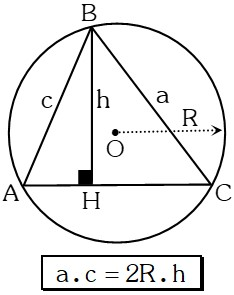 Propiedad Teorema de las Rectas Isogonales