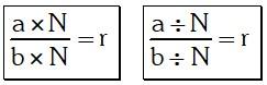 Propiedades De Las Razones Geométricas