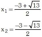 Raices de la Ecuacion