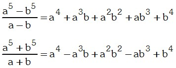 Resolucion 2 de Cocientes Notables