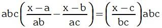 Resolución 4 de Ecuaciones de Primer Grado