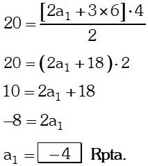 Respuesta 2 de Progresiones
