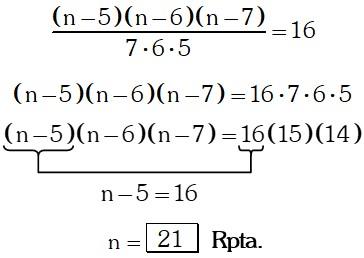 Respuesta 5 de Binomio de Newton