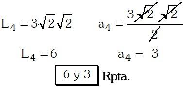 Respuesta Ejemplo 1 de Polígonos Regulares