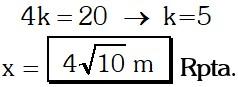 Respuesta Ejemplo 2 de Relaciones Metricas