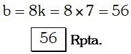 Respuesta Ejemplo 3 de Razones y Proporciones