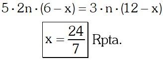 Respuesta Ejemplo 4 de Proporcionalidad y Semejanza