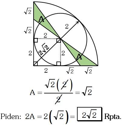 Respuesta Ejercicio 3 de Áreasde RegionesGeométricas