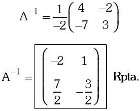 Respuestas 8 de Matrices