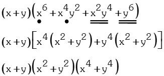 Solucion 2 de Factor Comun y Agrupacion de Terminos