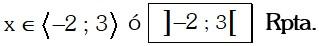 Solucion 4 de Desigualdades e Inecuaciones