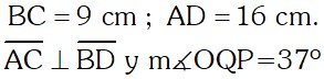 Solución Ejemplo 1 de Pirámide y Cono