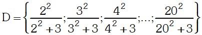 Solución Ejemplo 1 de Teoría de Conjuntos