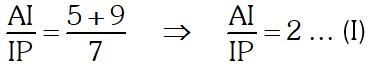 Solución Ejemplo 2 de Proporcionalidad y Semejanza
