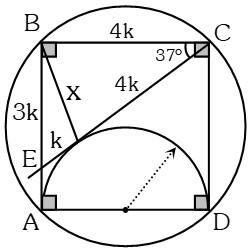 Solución Ejemplo 2 de Relaciones Metricas