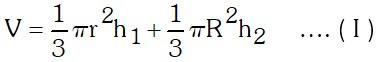 Solución Ejemplo 3 de Pirámide y Cono