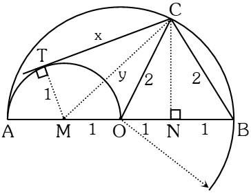 Solución Ejemplo 3 de Relaciones Metricas