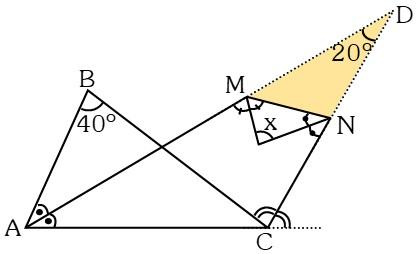 Solución Ejemplo 4 de Triángulos