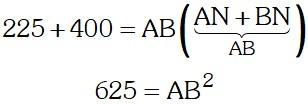 Solución Ejercicio 4 de Relaciones Metricas