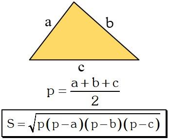 Teorema de Heron