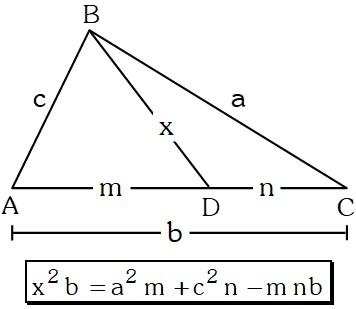 Teorema de Stewart