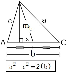 Teorema de la Proyección de la Mediana