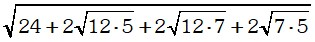 Termino 4 de Radicales Simples